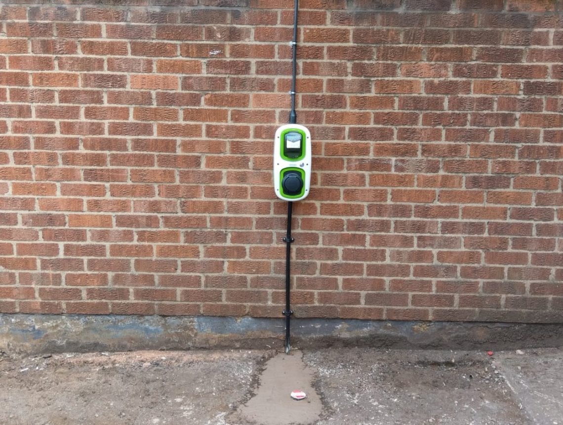 Blaby Electrical Car Charging Installation Summit Eng WCS