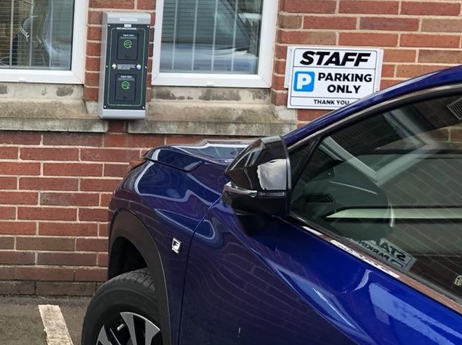 Blaby Electrical Car Charging Installation