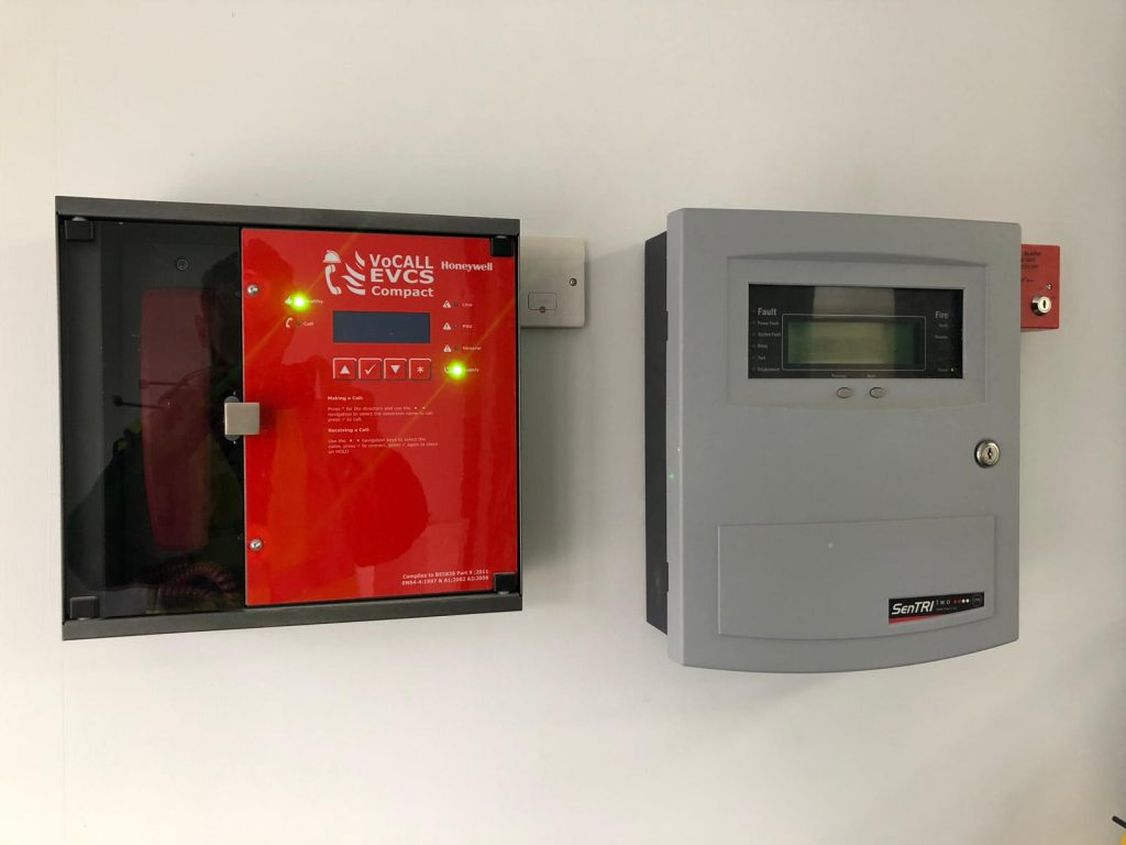 Fire Alarm Systems Industrial Premises Blaby