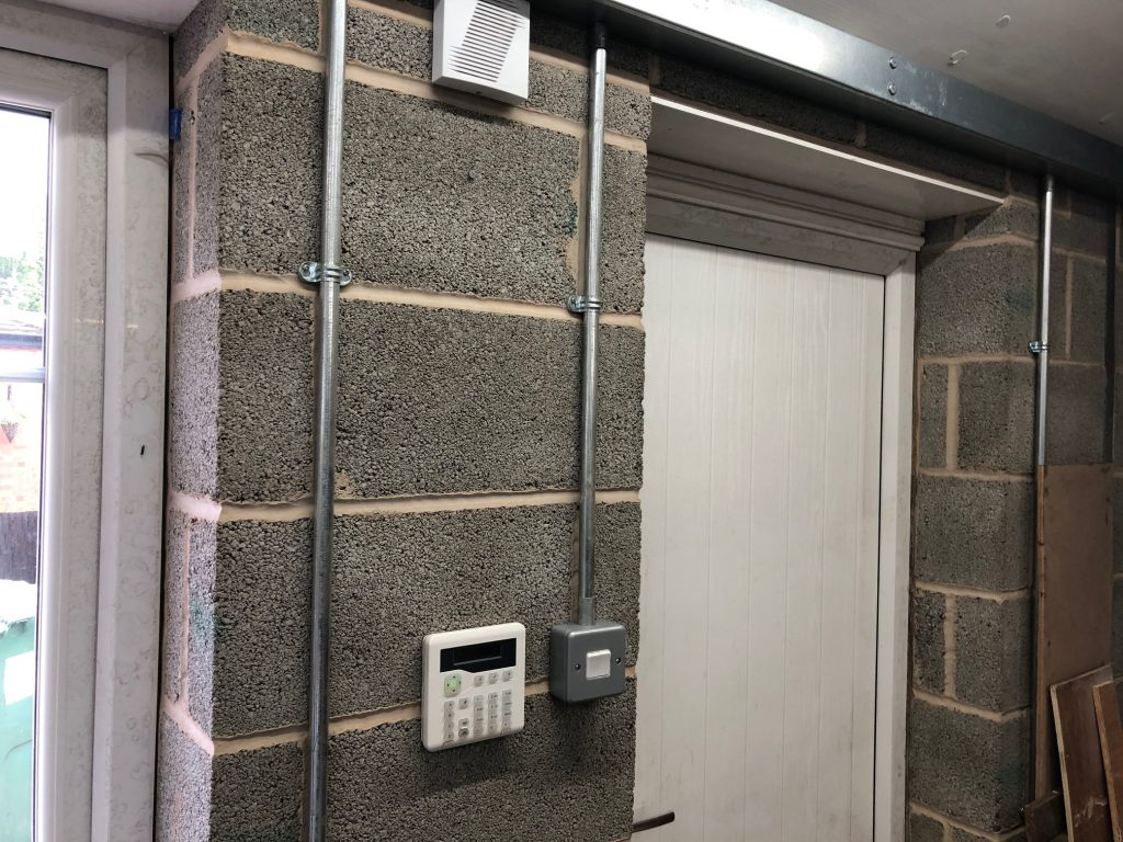 Intruder Alarms Commercial and Industrial